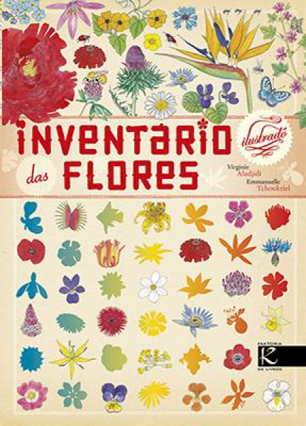 Inventário das flores