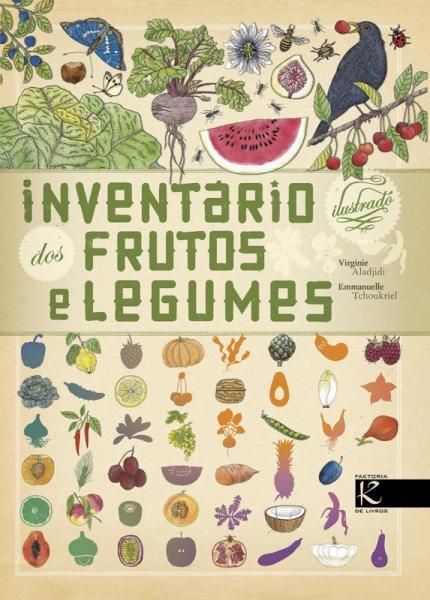 Inv. il. dos frutos e legumes