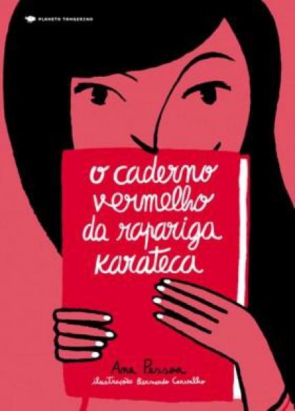 O caderno vermelho da rapariga karateca