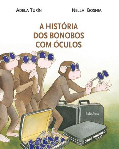 A história dos Bonobos com óculos