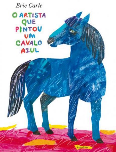 O artista que pintou um cavalo