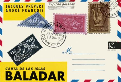 Carta de las islas Baladar