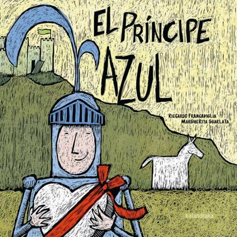 El principe azul,la princesa rosa