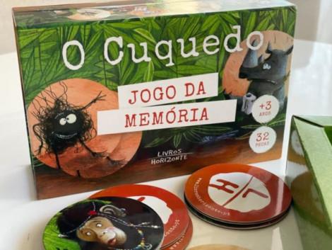 Cuquedo - jogo de memória