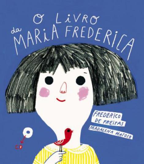 O livro da Maria Frederica